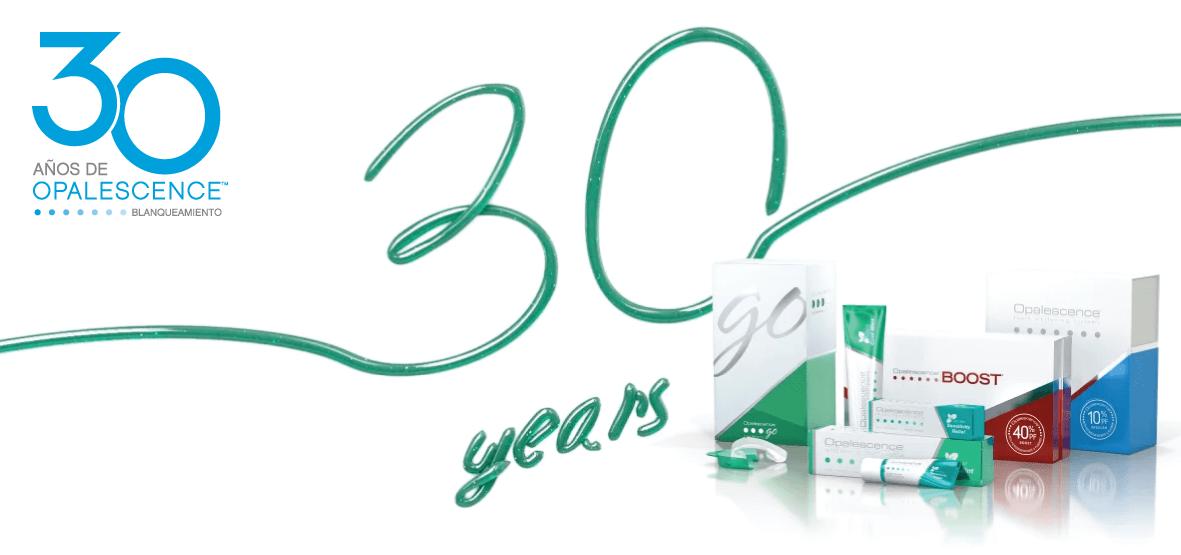 Opalescence 30 años
